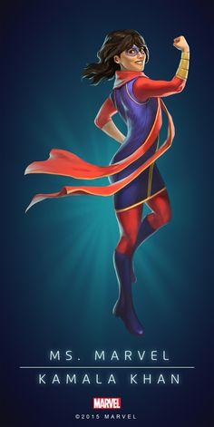 Kamala Khan Poster-02