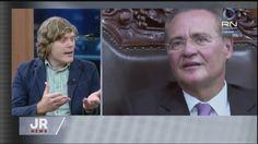 Porta-voz da Rede fala sobre afastamento de Calheiros da presidência do ...