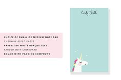 9062e6cf41d10 15 Best Unicorn stationary images in 2018 | Unicorn, School supplies ...