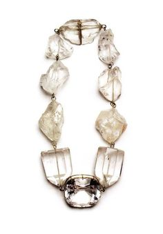 fashionablyaspen:  Obsessed over this Philip Sajet necklace!