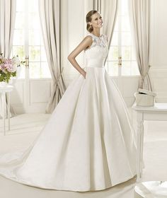 Pronovias Costura 2013 Wedding Dresses Collection