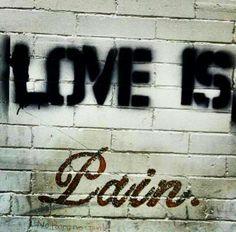#streetart #love #pain