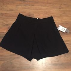 Shorts These are high wasted loose fitting black shorts, never worn before Shorts