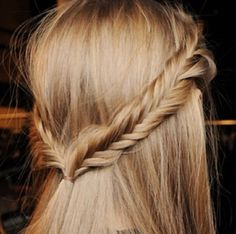Adorable way to do your hair