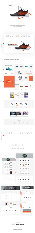 #UI #merchandising #Shoes