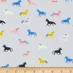3d7406b5db Cloud9 Organic No Place Like Home Horse of a Different Color Gray Multi