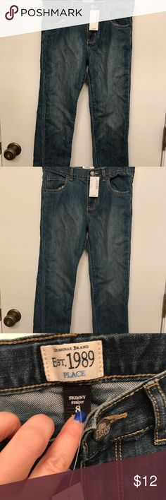 a5002e0c044 Shop Kids  Children s Place Blue size Jeans at a discounted price at  Poshmark. brand New Boys Jeans.