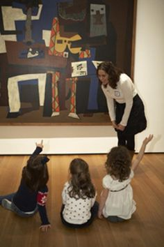 6 Attractions To Enjoy in NYC With Your Family: MoMA