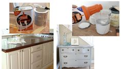 Tips for painting furniture - no brush strokes!