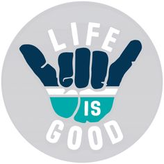 Home & Pet Hang Loose Sticker   Life is Good® Official Site