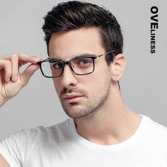 Eyeglasses Frames Women Optical Spectacle Clear Lens Reading Glasses myopia prescription eye glasses frames for men eyewear Luxury Sunglasses, Sunglasses Women, Eye Frames, Optical Frames, Computer Glasses, Men Eyeglasses, Mens Glasses, Glasses Style, Glasses Frames