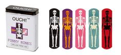 Really cute band aids for kids #packaging PD