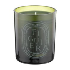 Figuier Coloured Scented Candle, DIPTYQUE