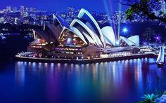 Opera House, Sydney-Austrália
