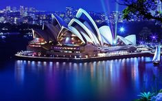 An overnight stay in Sydney will give you the perfect opportunity to see some of the most famous landmarks in the world in all their glory! The Opera House at night, lit up for all to see is a memory that shall stay with you forever.