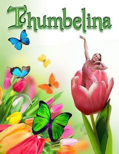 Thumbelina poster for  California Contemporary Ballet