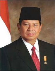 Susilo Bambang Yudhoyono GCB AC is an Indonesian politician and retired Army general officer who has been President of Indonesia since 2004.