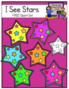 Free Star Clip Art