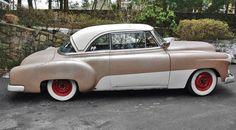 1952 Chevrolet Bel Air-150-210