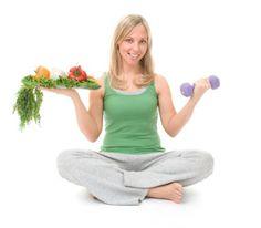 La fórmula más exacta para lograr el equilibrio físico-orgánico es una alimentación sana y ejercicio físico...