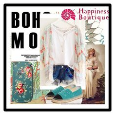 """""""Boho Mode"""" by happinessbtq ❤ liked on Polyvore"""