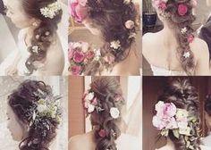 桃色ラブリー♡ほんのりピンクカラーのweddingドレスが可愛すぎる♡   marry[マリー]