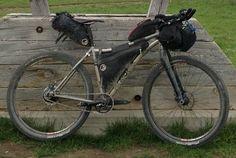 Anatomy of a bikepacking gear setup