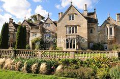 English Victorian Mansion