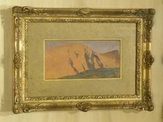 Giuseppe De Nittis - Sulle falde del Vesuvio 1872