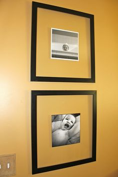 Floating Frames Makeover using your Instagram Photos!