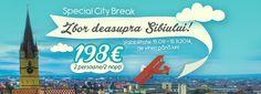 Toate detaliile aici http://continentalhotels.ro/Continental-Forum-Sibiu/offer/special-city-break-sibiu/