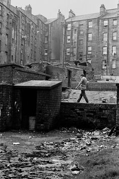 Maryhill 1971 Nick Hedges Shelter The housing and homelessness charity