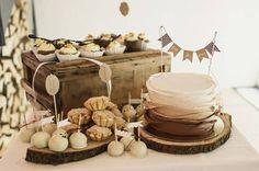 Tipps für eine herbstliche Candybar und eine Hochzeitstorte für den Herbst | Friedatheres