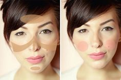 Foundation 101: 9 Ways to Give Yourself a Flawless Face via Brit + Co.