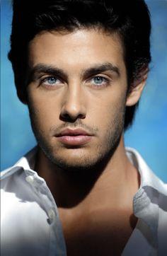 Greek men...gorgeous eyes!