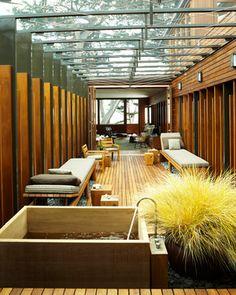 Ofuro Tub Design Ideas, Pictures, Remodel and Decor