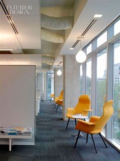 office with blue carpet - Google Search