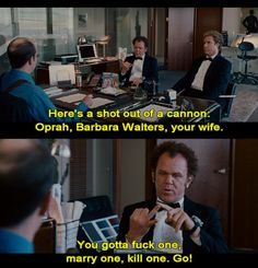 Stepbrothers. Awesome movie.