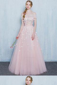See through Wedding Prom Dresses