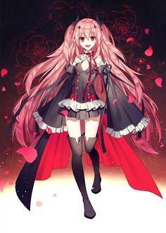 Imagen de anime, owari no seraph, and vampire