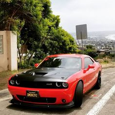 I guess my dragon's been causing some problems in the area 🤔🤔😂🤣🤣 lmfao lol check out the sign in the background on the next pics lol 👹 #dragons #flamethrower #thatsmydodge #dodge #challenger #challengerfam #scatpack #srt #fastlane #lajolla #beach #sandiego #sandiegoviews #beachlife #speed #fast #boosted #supercharged #whipple #challengerdemons #needforspeed #fastandfurious #srt8 #bjsgarage570 #mountains #scenic #power #muscle #americanmuscle #misfits_8 #lajollalocals…