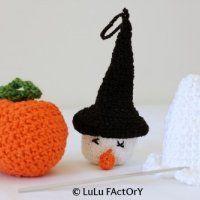 Figurines Halloween au crochet - Marie Claire Idées