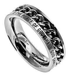 'Guarded' - Women's Chain Ring