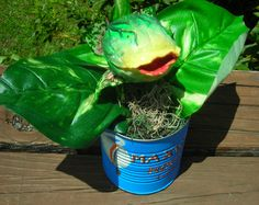 Little Shop of Horrors Audrey II by chughes225
