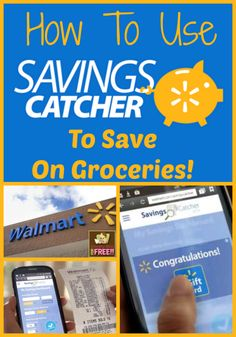 How To Use Savings Catcher To Save On Groceries. It's so easy and very convenient.  I know some people don't want to ad match or have had a hard time doing so with cashiers.  With this new Savings Catcher program you don't have to do your own ad matching.