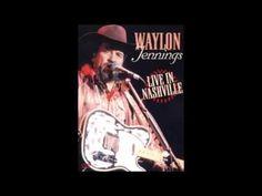 Waylon Jennings Live in Nashville Texas 8/12/1978