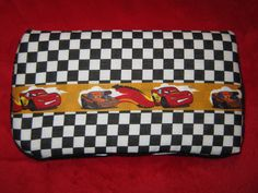 Disney Cars theme Travel Wipey Case
