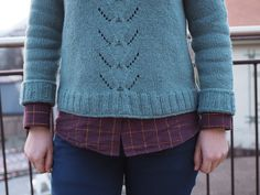 Tricot - Pull Mailin de Isabell Kraemer
