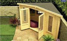 Auf der Suche nach geistreichen Ideen für ein Gartenhaus oder Überdachung? 9 Inspiration-Ideen! - DIY Bastelideen