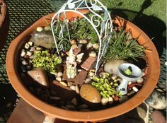 Fairy Gardens at  angelcrossing.net